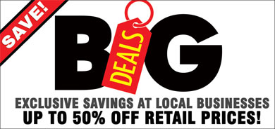 BIG Deals - Shop Now and Save!