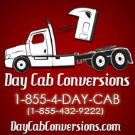 Day Cab Conversions