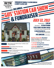 Gus' Station Car Show 07/22/2017