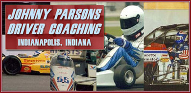 Johnny Parsons Driver Coaching - Indianapolis, IN