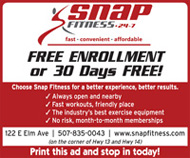 Snap Fitness Waseca