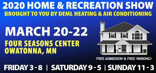 2020 Home Amp Recreation Show Brought To You By Deml Heating
