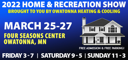 2015 Home & Recreation Show brought to you by Kirchner's Siding & Window